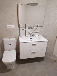 Hidro2 Grup - Reforma cuarto de baño en Playa de Gandía 01