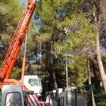 Hidro2 Grup - Trabajos de sustitución de bomba sumergida en urbanización en Marxuquera Gandia
