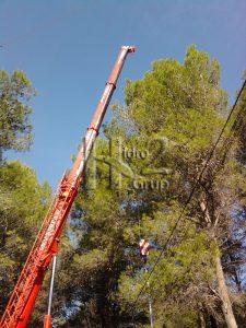 Hidro2 Grup - Trabajos de sustitución de bomba sumergida en urbanización en Marxuquera Gandia 02